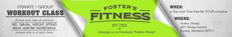 fosters fitness workout class
