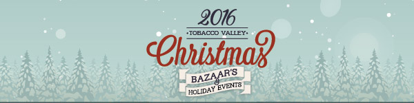 Holiday Shopping in the Tobacco Valley