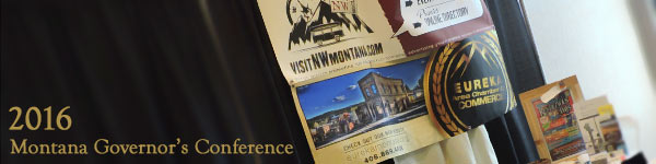 Visit NW Montana Goes to the Governor's Conference
